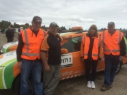 Targa Sth Island Safety 2 crew 2